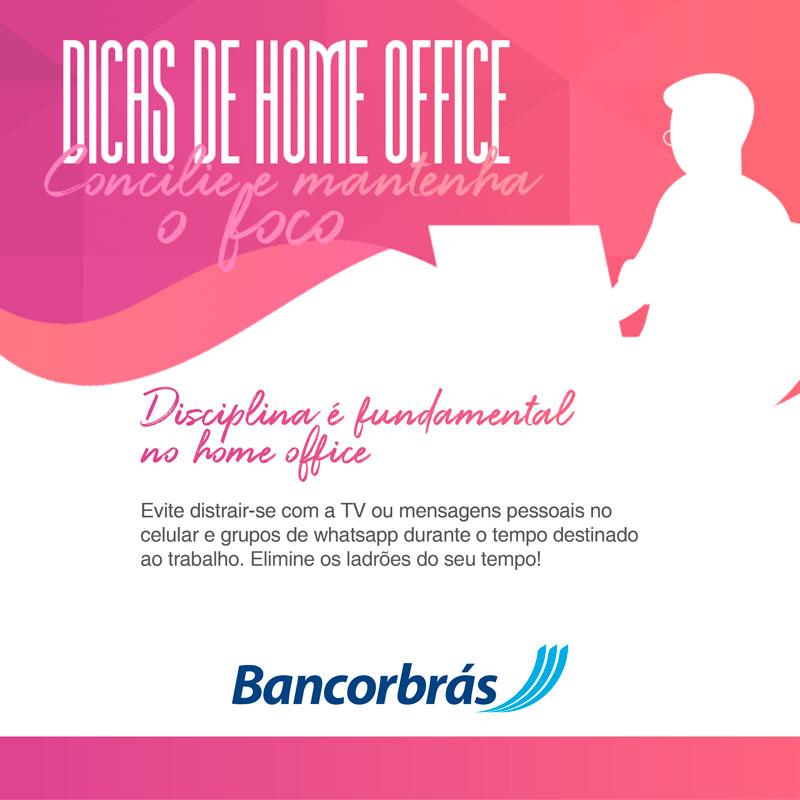 Kozovits Conteúdo Essencial - Bancorbrás: Dicas de Home Office